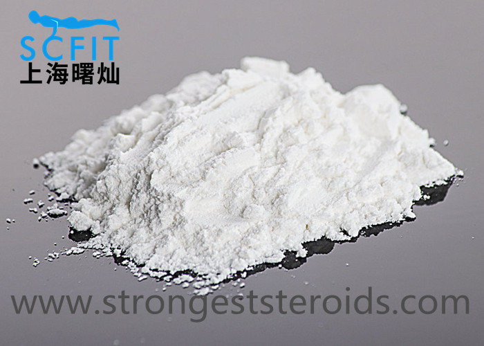 High Purity Estrogen  Progesterone Hormone Steroid Raw Powder Altrenogest CAS 850-52-2
