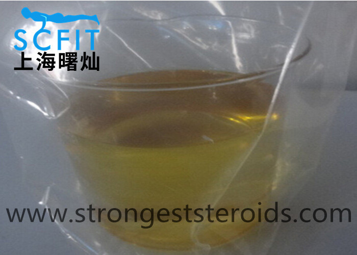 Ready Made Injectable Anabolic Steroids Liquid Parabolone 50mg/ml Cycle Dosage
