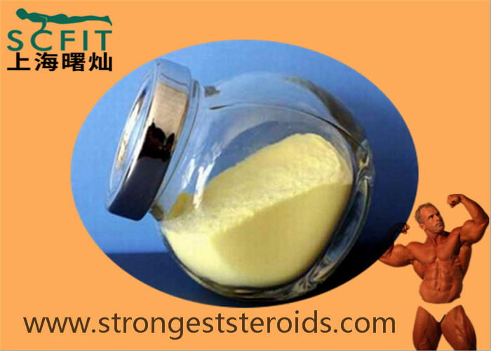 Yellow Cancer Treatment Steroids Powder Raloxifene Pharma Intermediate 84449-90-1