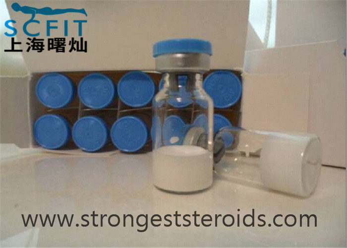 Melanotan I CAS 75921-69-6 Freeze dried Polypeptide Powder MT -1 For Musle Gain